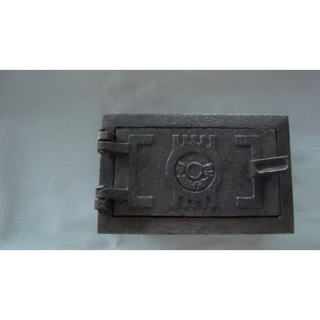 Drzwiczki rewizyjne 6x3 żeliwne